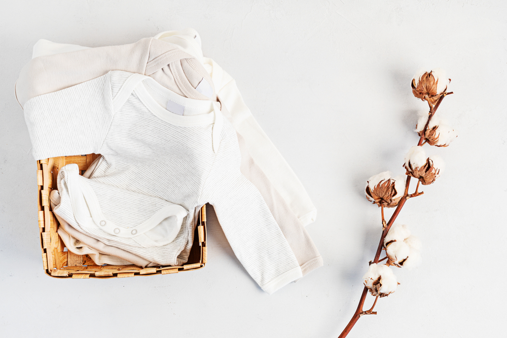 Organicka bavlna pre babatka