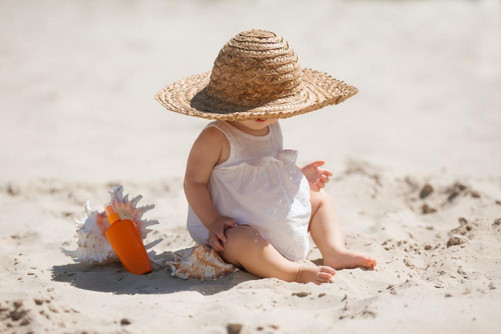 Deti do 6 mesiacov by sa mali slnku vyhybat
