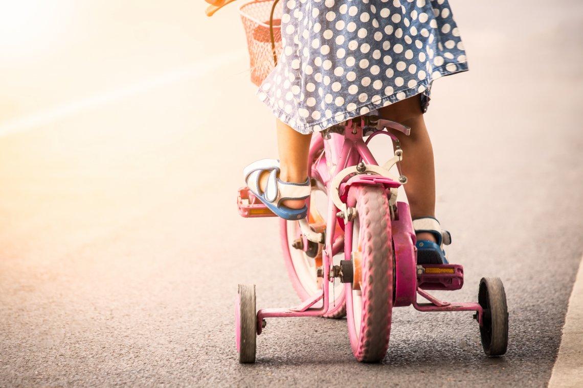 mamablog den ako gombicka bicykel