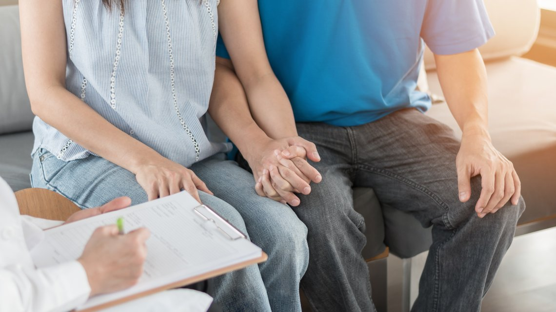 nemuzu otehotnet problem ve vztahu