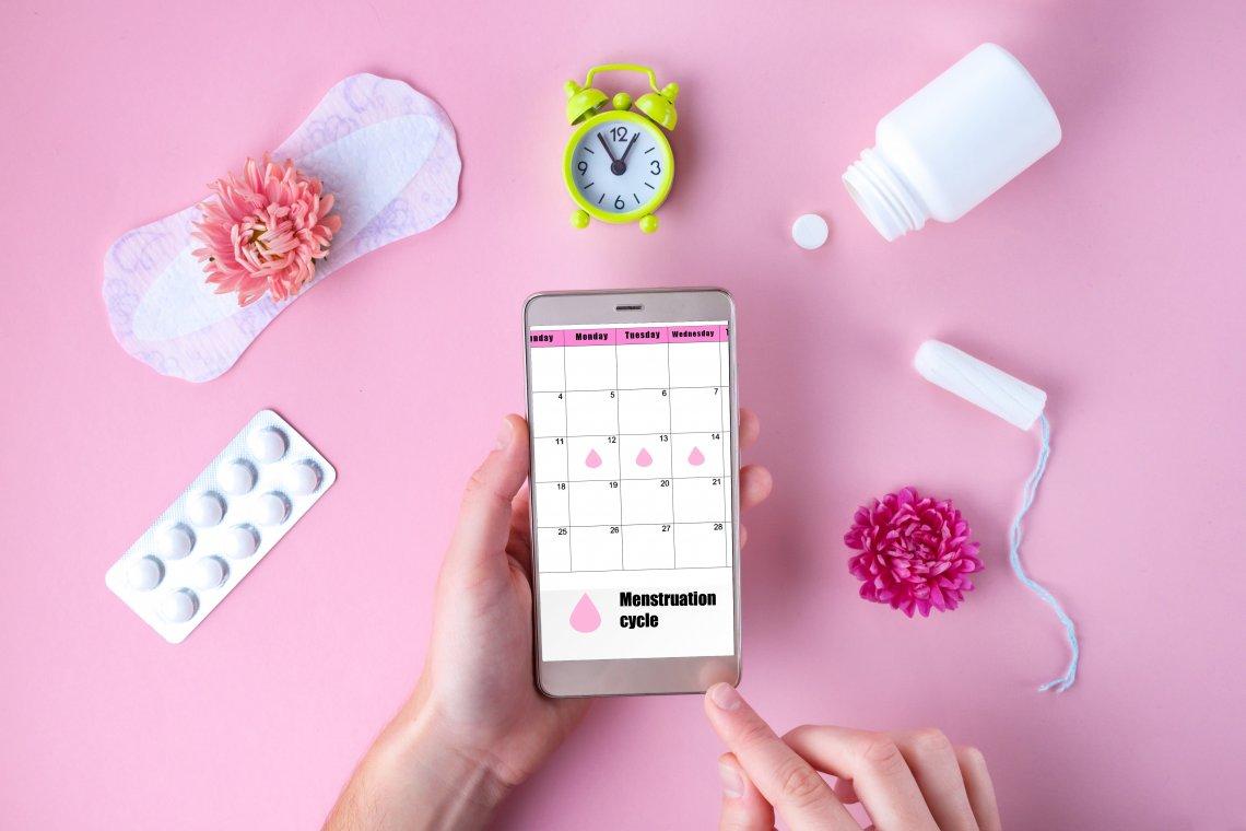 zmeny v menstruaci