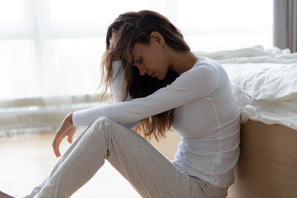 Doktorka pre Ženy vpohode povedala, že tak ako pri bežnom tehotenstve, aj tu je prvým príznakom vynechanie menštruácie.