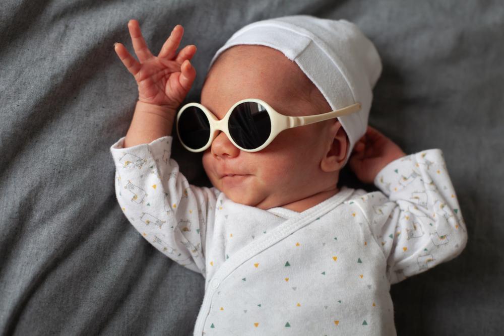 ochrana novorodenca pred slnkom